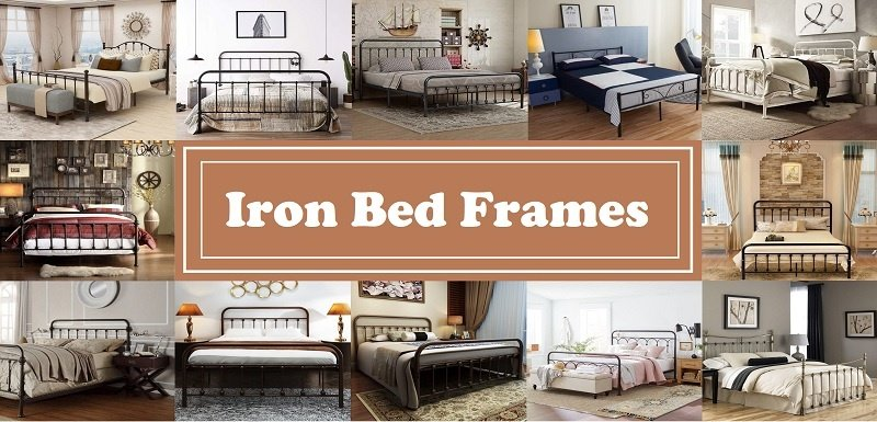 People Won't Ever Be Great At Queen Size Wrought Iron Bed
